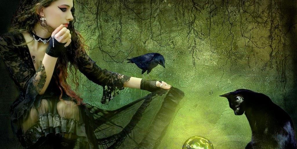 Ведьма Влада шарлатанка