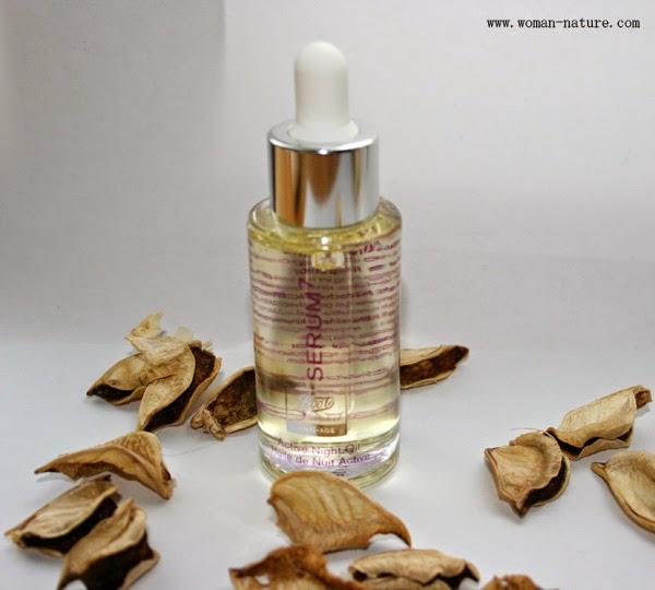 serum 7 aceite de noche activo
