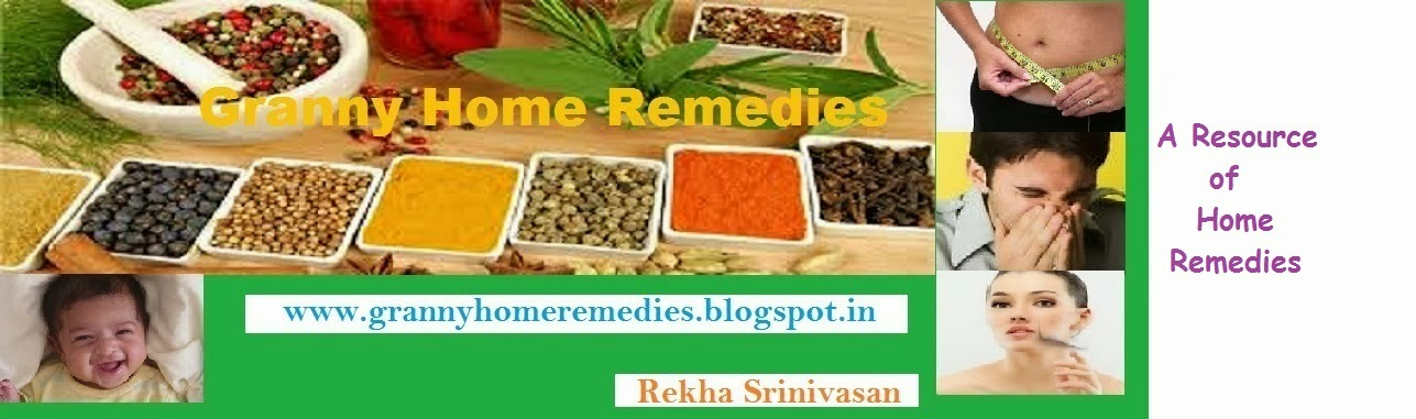 Granny Home Remedies