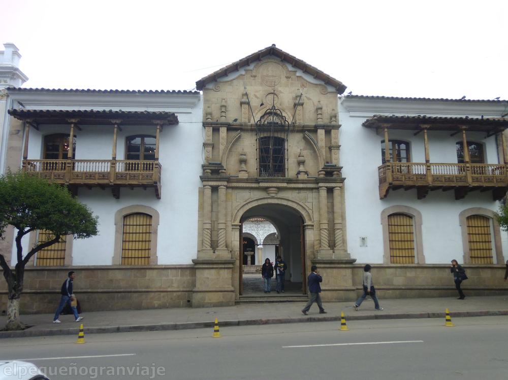 Csa de la Libertad Sucre Bolivia