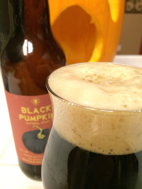 Buffalo Bill Black Pumpkin Oatmeal Stout 2