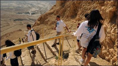 Taglit  2015 tem número recorde de jovens judeus franceses