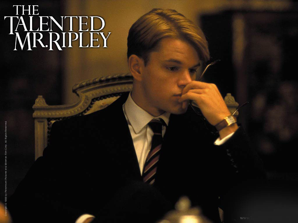 """stmhumanities: The Talented Mr. Ripley and """"The Metamorphosis"""""""