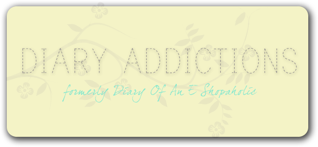 DIARY ADDICTIONS