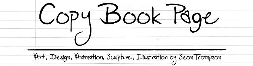 Copy Book Page
