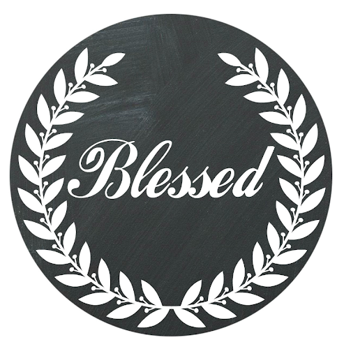 Free Blessed Printable from Blissful Roots