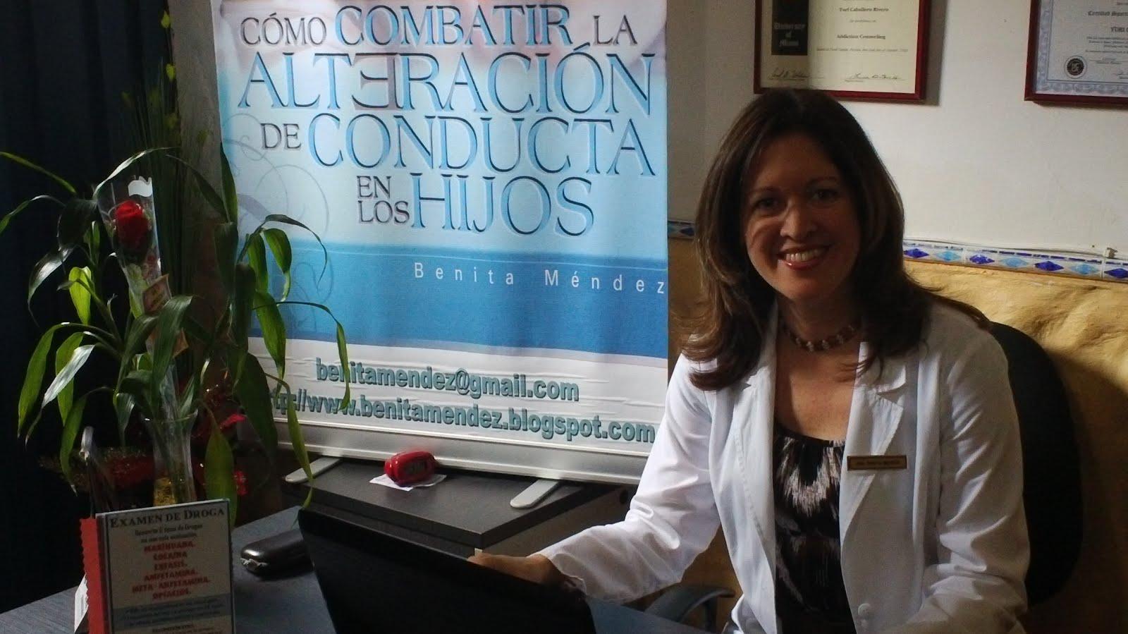 Dra. Benita Mendez