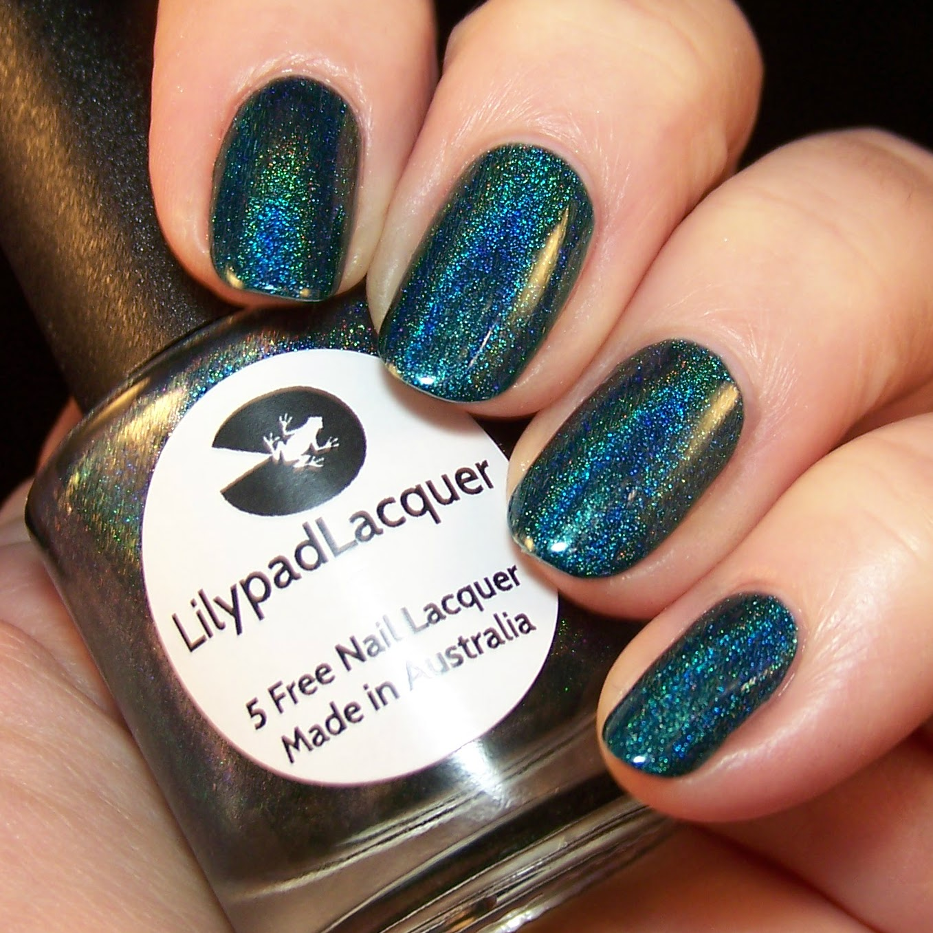 I Chose To Put Lilypad Lacquer Dance With A Pea On My Nails And Use Worn Out Acronym Up Top Five List