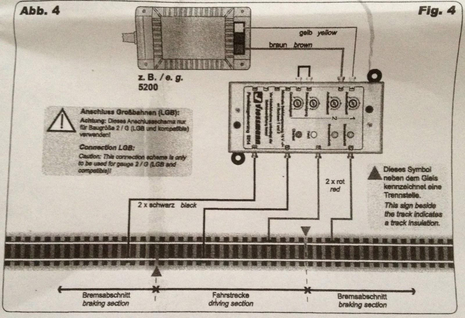 Pendelzugsteuerung Viessmann 5214 Gleichstrom