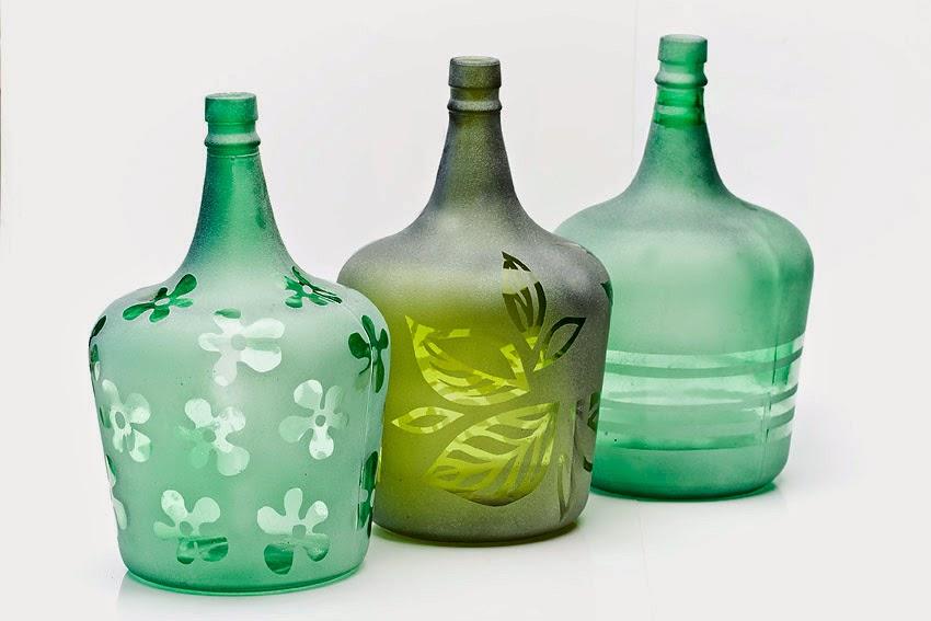 10 ideas para reciclar damajuanas for Ideas para reciclar botellas de vidrio