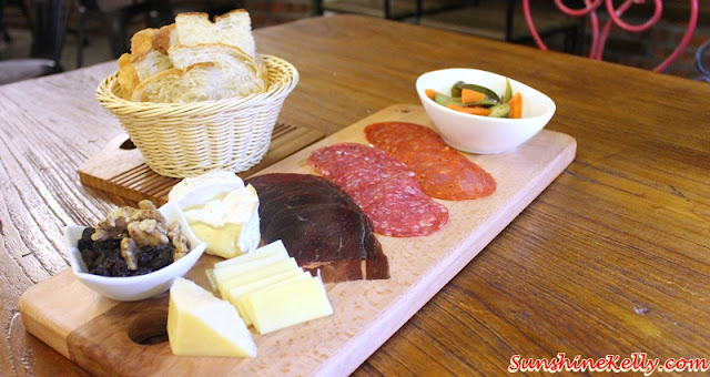 Antipasto Platter, La Casa, Verve Suites, Mont Kiara,
