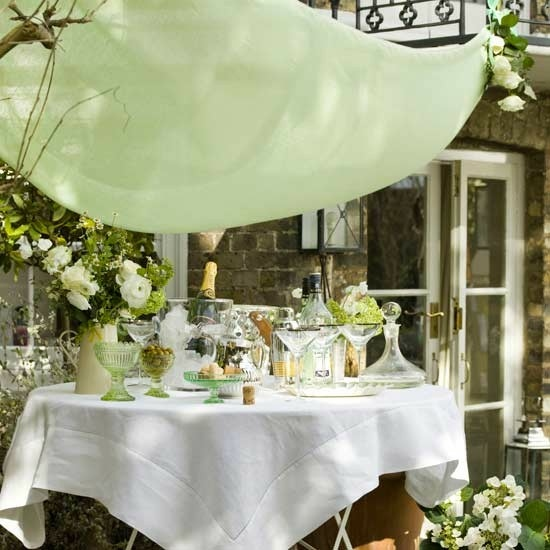 House to Home Easter Table ideas