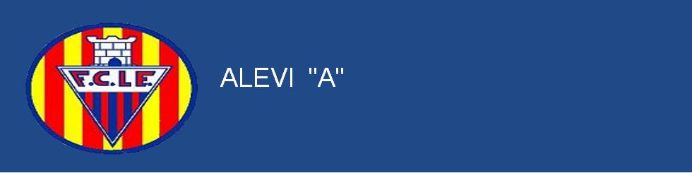 "FC L'Escala: Aleví ""A"" (2011-12)"