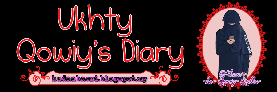 Ukhty Qowiy's Diary