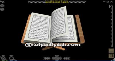 Qur'an 3D Portable