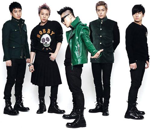Mỗi thành viên Big Bang đều có khả năng riêng, sáng tác và biểu diễn...