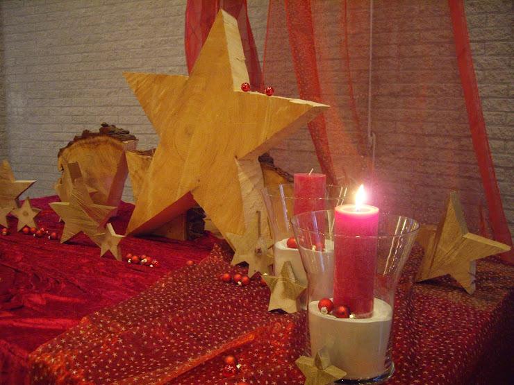 Advent in het Stiltecentrum van Stenden Hogeschool