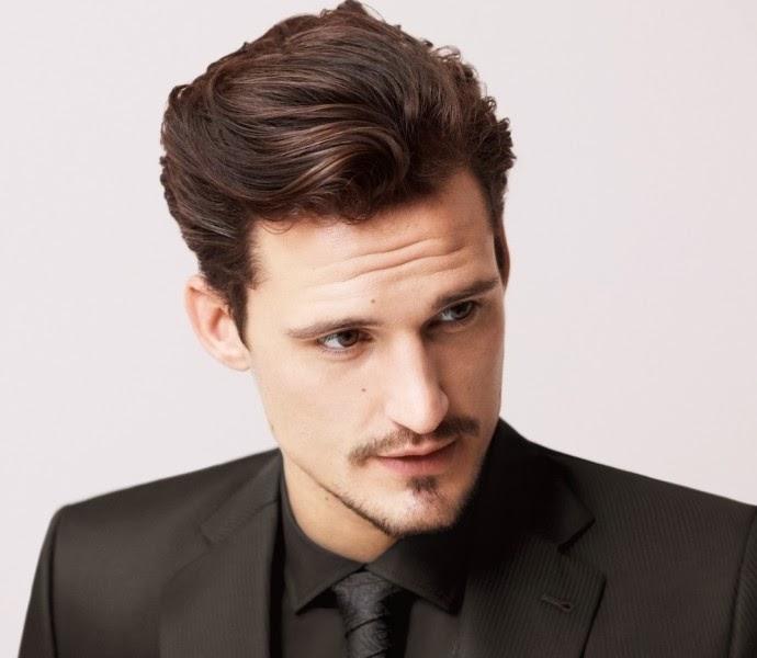 Moda cabellos peinados de fiesta para hombres en navidad - Peinados de moda para hombre ...