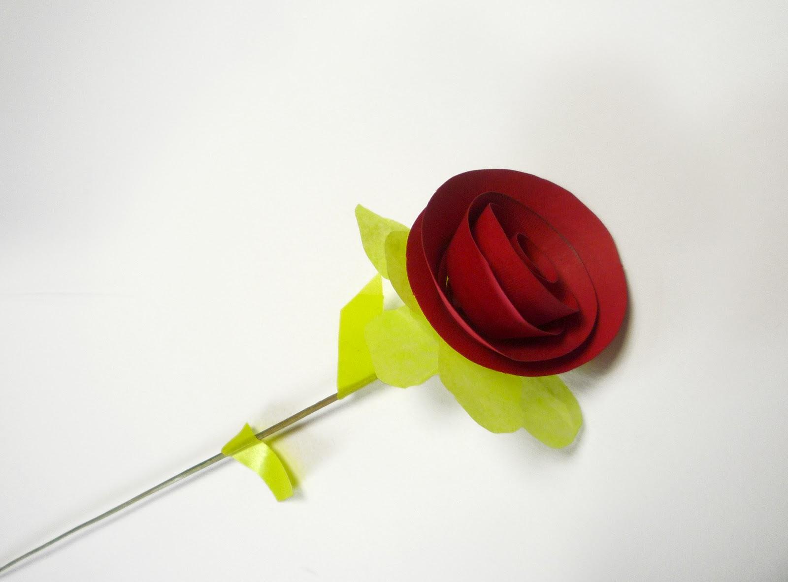 selfpackaging france comment faire une rose en papier. Black Bedroom Furniture Sets. Home Design Ideas