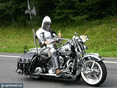 Images rigolotes et insolites Transport – Moto v43
