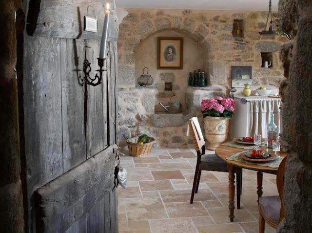Cosy home una cucina in campagna for Case da sogno a buon mercato