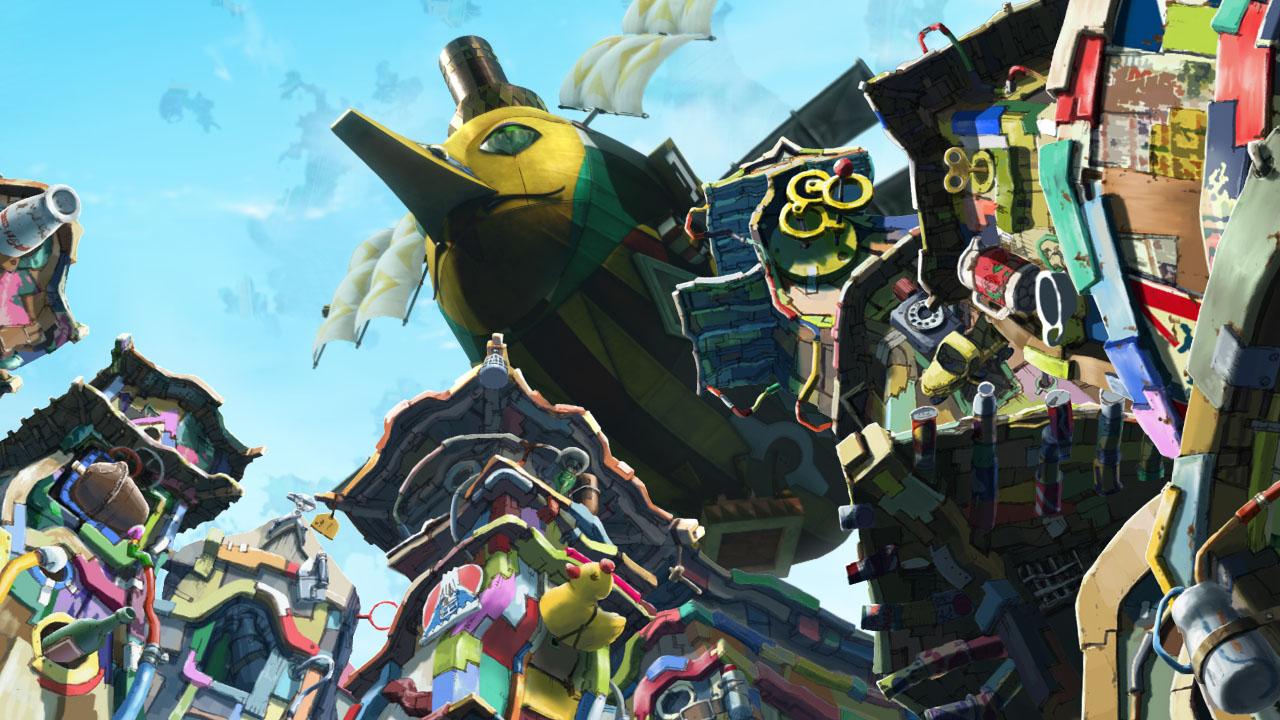 DubSub - Anime Reviews: Oblivion Island: Haruka and the Magic Mirror ...