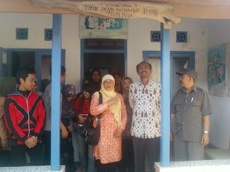 TBM Dikunjungi KaPus P2PNFI Reg. 1 Jawa Barat