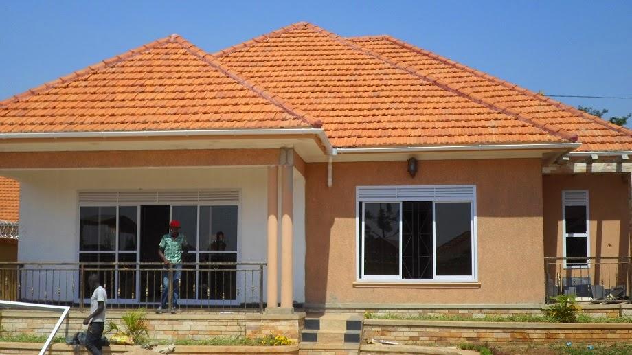 Houses for sale kampala uganda house for sale kira for Home building plans for sale
