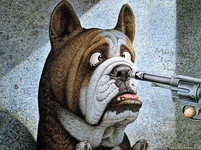 Anjing Lucu Kumpulan Gambar