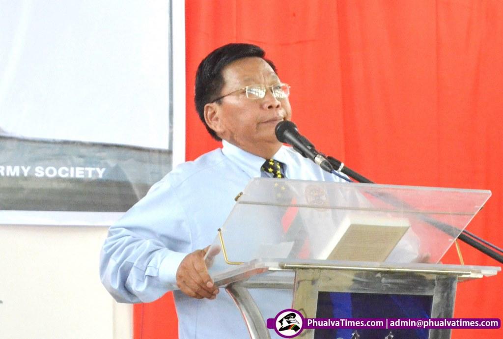 Mangpha Rev. N. Nengzakhai (Suunna) !!