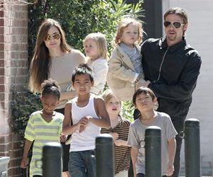 Angelina Jolie está grávida do sétimo filho, diz revista