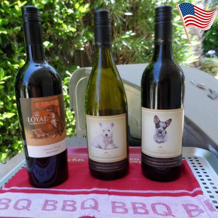 Great pairing tips for barbecue: