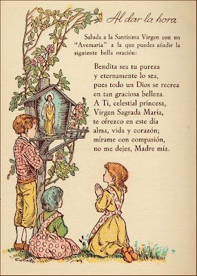 ilustracion retro religiosa