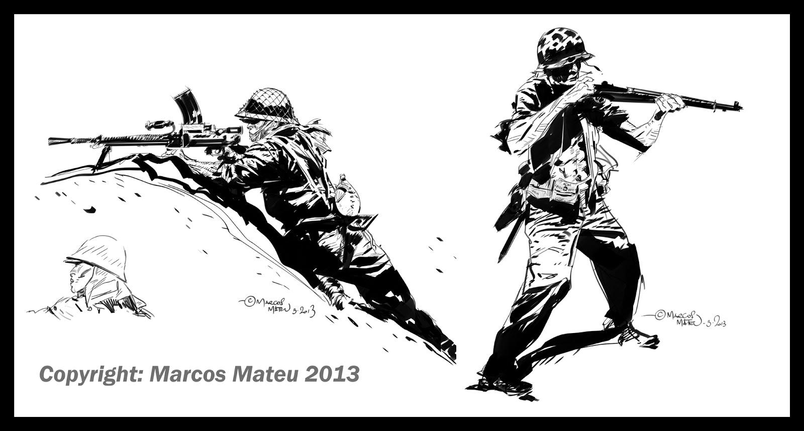 Marcos Mateu-Mestre: 2013