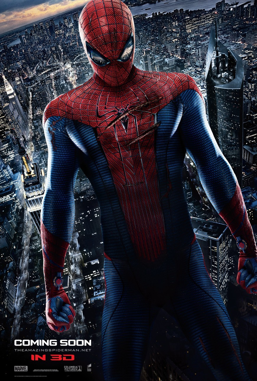 ultimate 3d movies the amazing spiderman jul 2012
