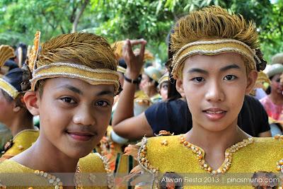 Aliwan Fiesta 2013 Mahaguyog Festival of Batangas