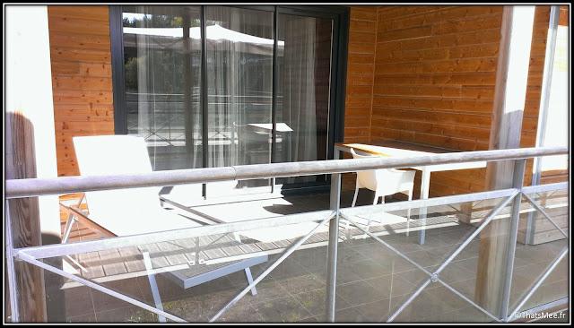 Spa Cicé Blossac appartements pilotis balcon golf 18 trous Bretagne éco lodge
