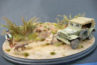 Butcher Corsica Dodge Kit Afv Suite Fin Des Figurines