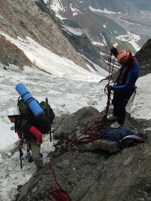 Alpine climb, Hanuman tibba
