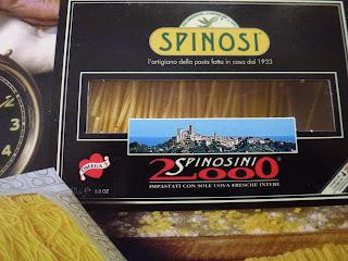 pasta Spinosi