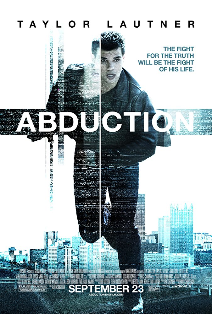 Abduction (2011) Hindi Dual Audio BluRay | 720p | 480p