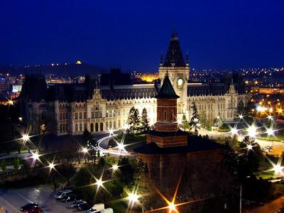 Palatul Culturii Iasi