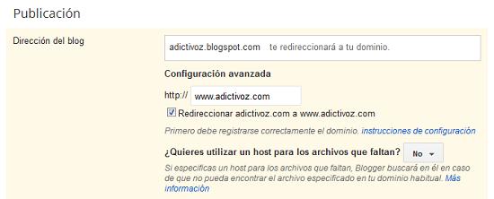 DOMINIOS WEB