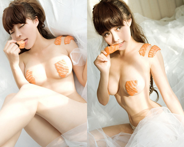 hai hot girl trung quoc tung anh nong dep634