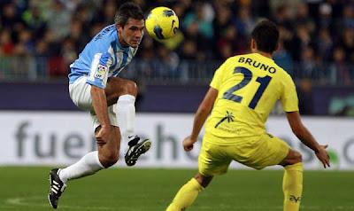Malaga 2 - 1 Villarreal (3)
