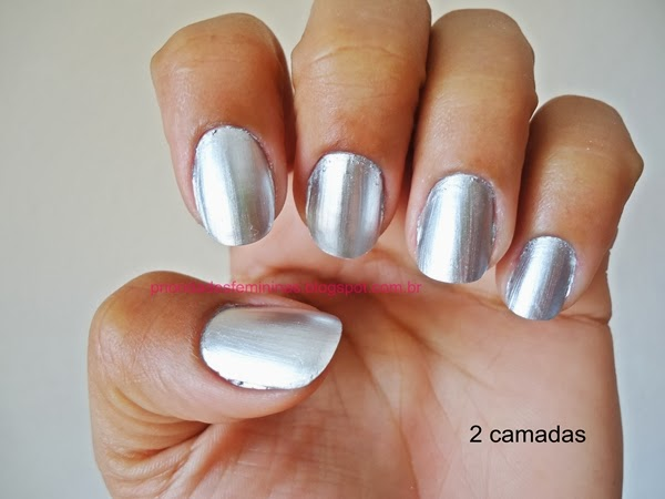 nail art alumínio