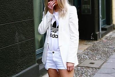 the white blazer trend