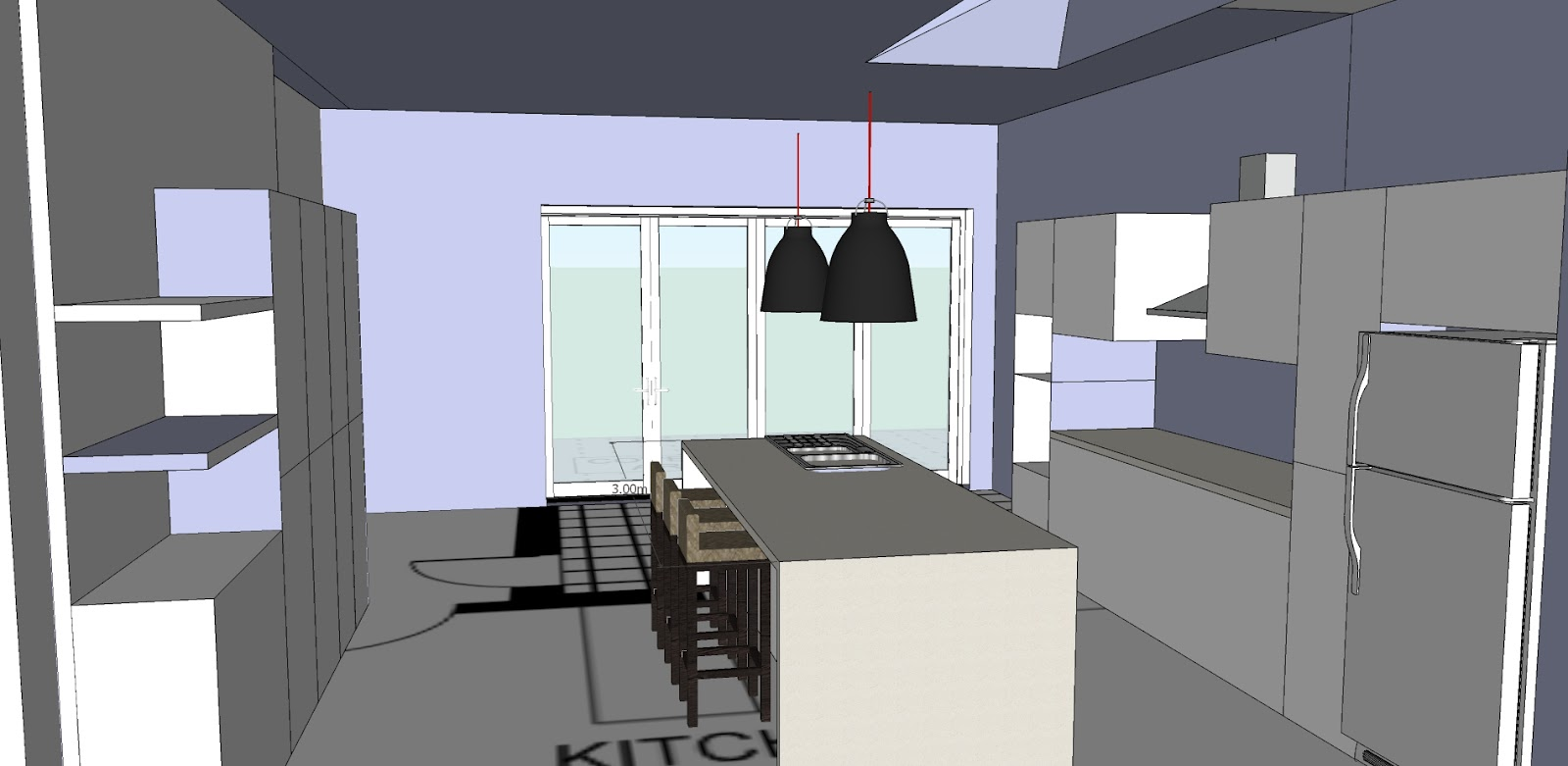 Planning The Layout Of My Galley Kitchen Afreakatheart