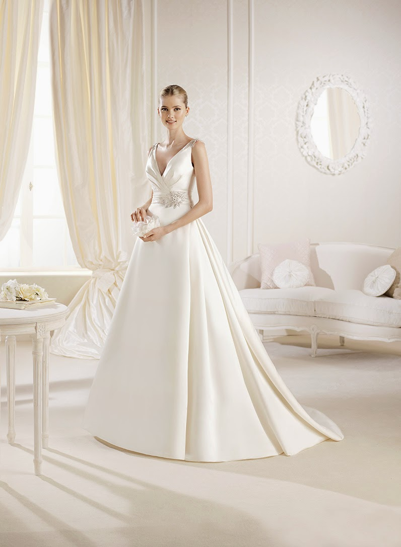 Idaia La Sposa wedding dress bridal 2014