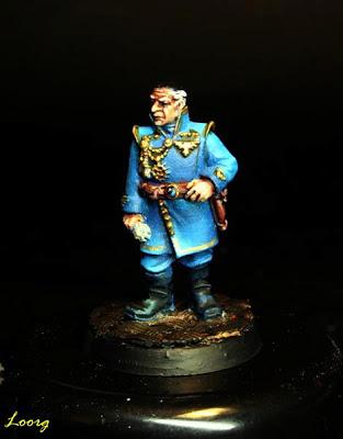 Oficial de la Flota de Warhammer 40K